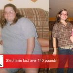 Busy mother of two Stephanie had been #overweight all her life, but knew she wanted to set a healthier example for her children. Hear how she dropped over 140 pounds today @ http://scale.fm/0013  #weightloss #motivation #podcast #inspiration #diet