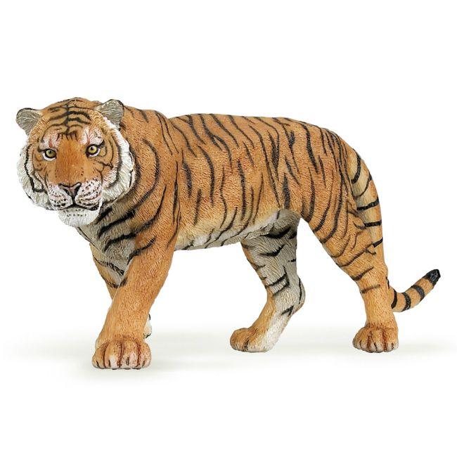 Papo Vilda Djurfigur Tiger