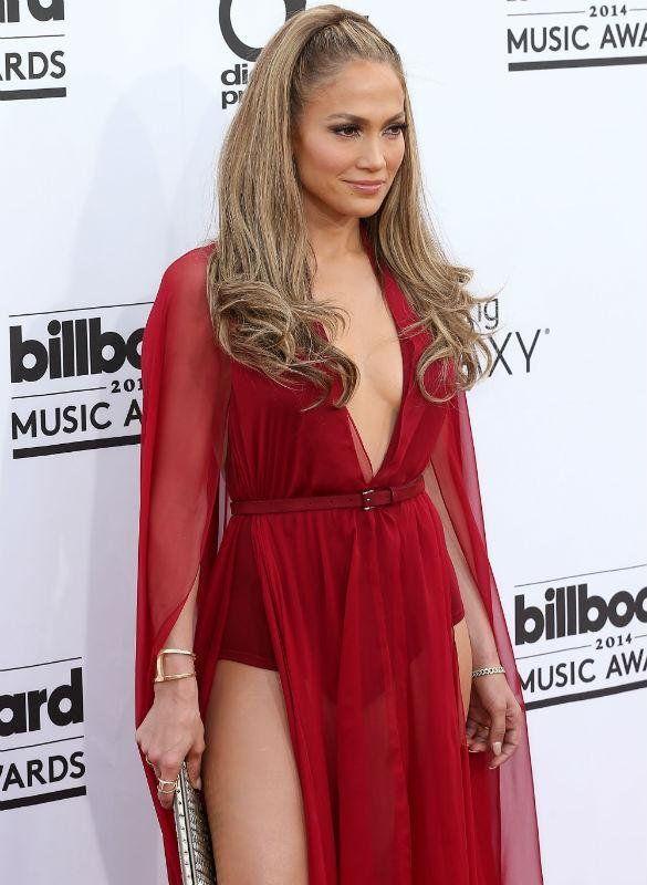 Billboard Celebrity Dresses 2014 | Billboard Music Awards 2014: Jennifer Lopez Recreates Grammys 2000 ...