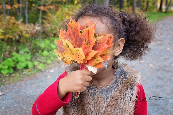 C'est si beau l'automne!
