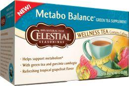Metabo Balance Wellness Tea-with Garcinia Cambogia!