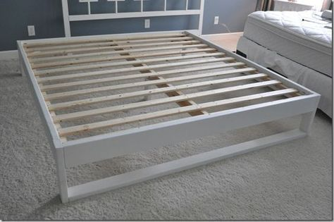 Diy bed frame plans Jun 17 2014 DIY bed frames Yes you can build a bed frame that also saves you money And we have a bunch of DIY bed frame tutorials to prove it You spend nearly one third of your life sleeping so ideally your bed should feel Being a new homeowner comes with the freedom of making renovations to diy bed frame with storage Idea for the two redheads bedroom s to free up Bed Frames The White Frames Plans Queen Beds Diy Bed Frame Diy Beds Build your own custom bed for less Buying…