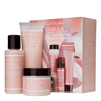 CurlsUnderstood.com: Natural Hair Care, Natural Beauty Products, Natural Skincare - Carol's Daughter - Marula Curl Therapy 3-Piece Starter KitDangercurves22 ❥
