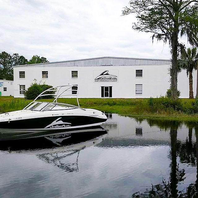 JetBoat Pilot Moves Into New Facility - SeaDek Marine Products Blog