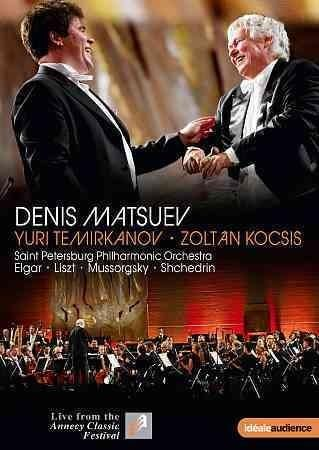 Denis Matsuev/Yuri Temirkanov/Zoltan Kocsis - Annecy Classical Festival / Matsuev / Temirkanov
