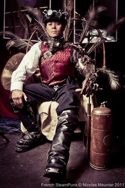 French Steampunk - Japan Expo/Comic Con 2011