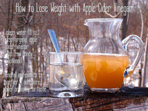 Tips Cara Langsing Cepat Dengan Cuka Sari Apel