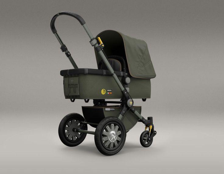 bugaboo by diesel stroller
