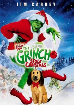 Jim Carrey plays the titular role of the green-faced villain who plots to rob Whoville of Christmas. The Grinch has been an outcast all his life, but a dash of kindness from little Cindy Lou Who and her family may be enough to melt his heart.