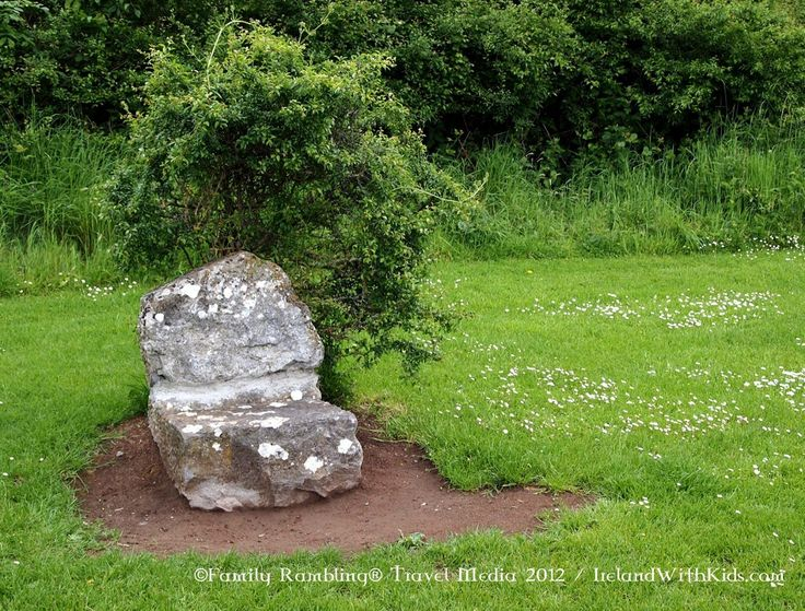 Irish Legends: The Wishing Seat of Lough Gur. Legend has it that whoever pledges their troth here, no matter they go their separate ways, will one day be united.