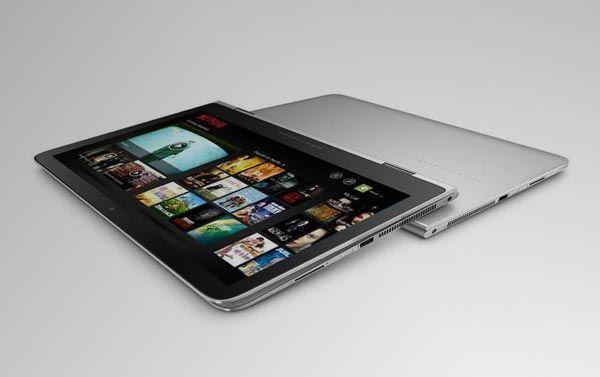 معرفی شد HP spectre x360 لپ تاپ هیبریدی