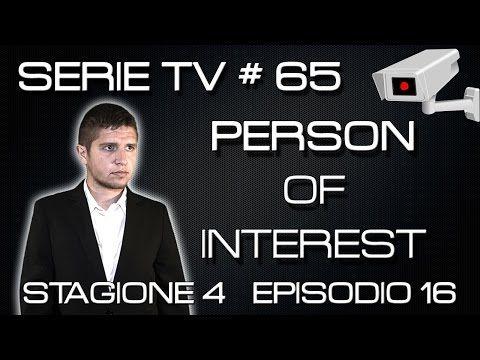 Person of Interest 4x16 - Blunt - recensione episodio 16 stagione 4 - YouTube
