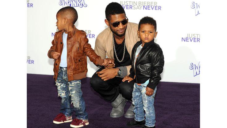 Hot Celebrity Dads  - HarpersBAZAAR.com