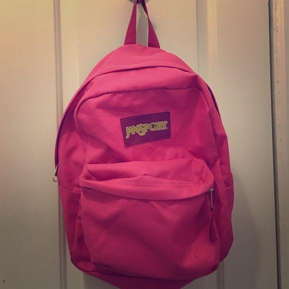 1000  ideas about Pink Jansport Backpack on Pinterest | Jansport ...
