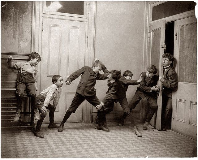 kids in the hall - 1902 Perhaps the coolest thing I've ever seen.