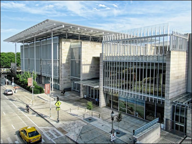 Image Result For Renzo Piano Art Institute Of Chicago