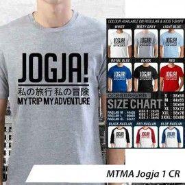 T-Shirt #MTMA #Jogja 1 CR