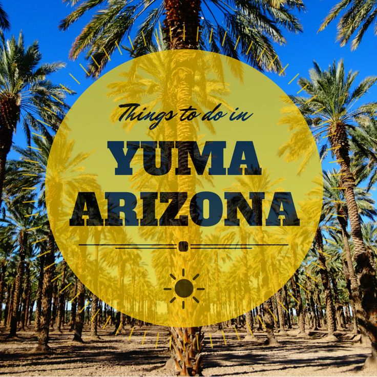 Yuma was a halfway point between Tucson and San Diego. We have learned during our first 6 months on the road that, even if a place seems to...