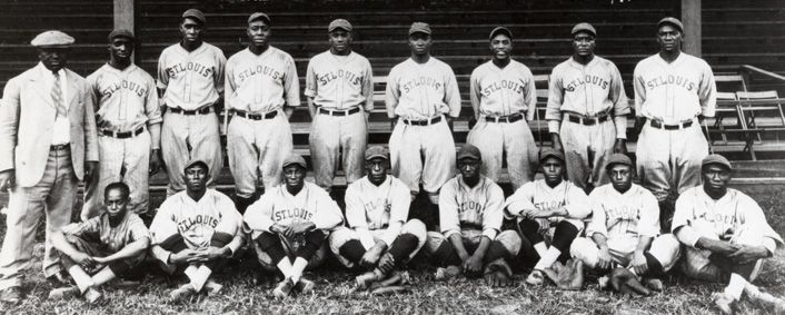 The Negro National League was established 1920 by a coalition of baseball team owners at a Kansas City YMCA.