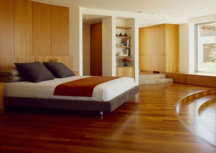 good flooring material for bedroom