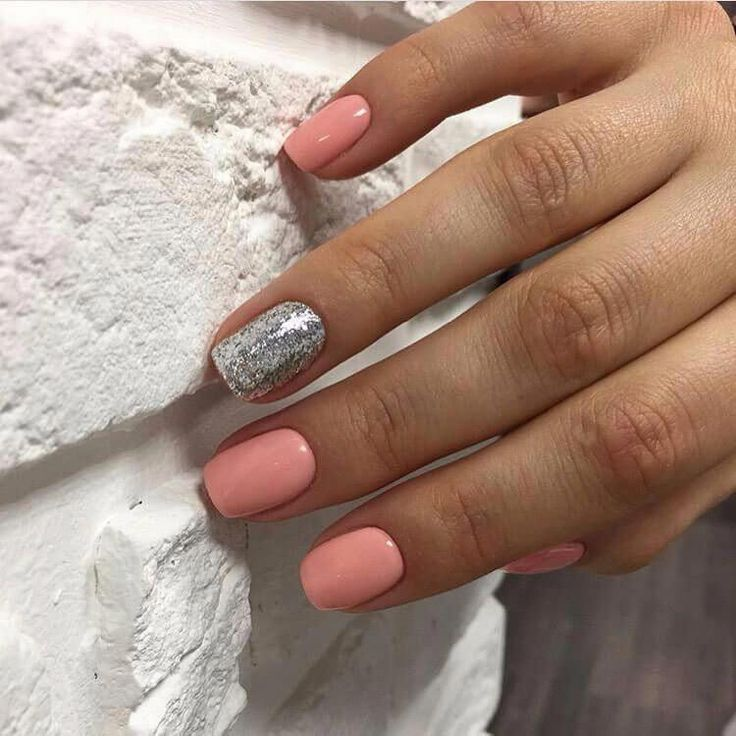 Beautiful delicate nails, brilliant nails, Delicate spring nails, Nails trends 2...