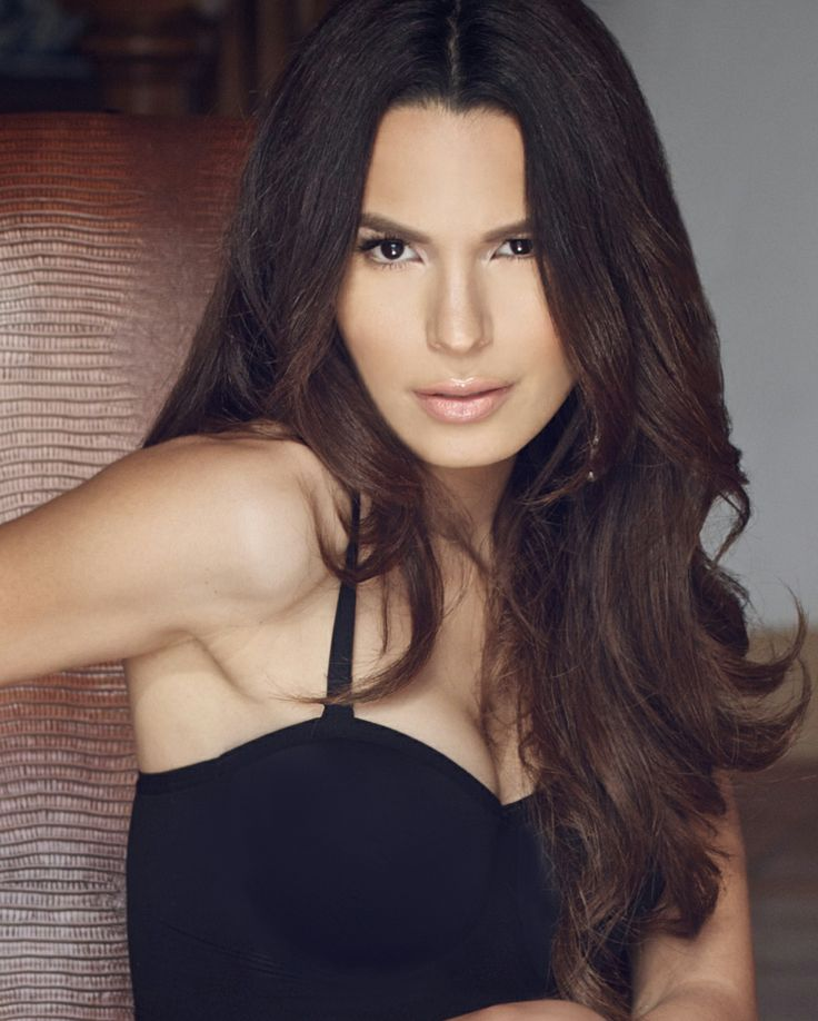 Nadine Velazquez - in post production on the film 'Sister' with Barbara Hershey and is a series regular on 'Major Crimes' on TNT.