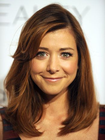 """Geek Gods and Demigods: Alyson Hannigan, actress best known for """"Buffy the Vampire Slayer"""" and """"How I Met Your Mother""""."""