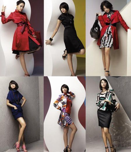 Here are Newest korean fashion design for women 2012, Korea is among the region together with unique, everyday,and also sweet fashion starting from hair-styles approximately trends within dressing. Description from canalsup.com. I searched for this on bing.com/images