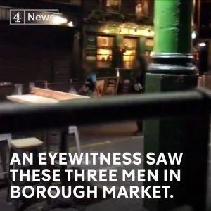 An eyewitness tells Channel 4 News that these are the three Borough Market attackers.  The person sa #news #alternativenews