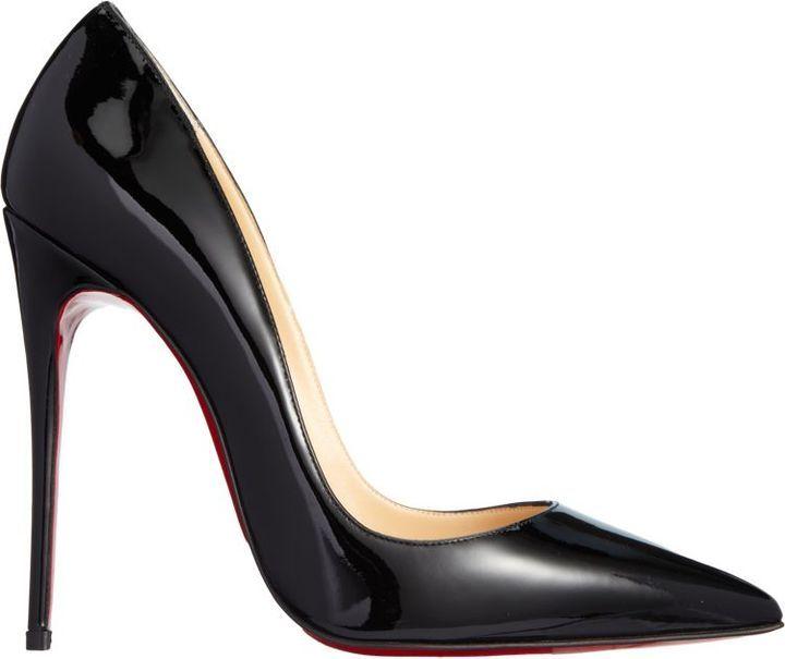 Christian Louboutin So Kate Pumps-Black at Barneys New York $675 ...