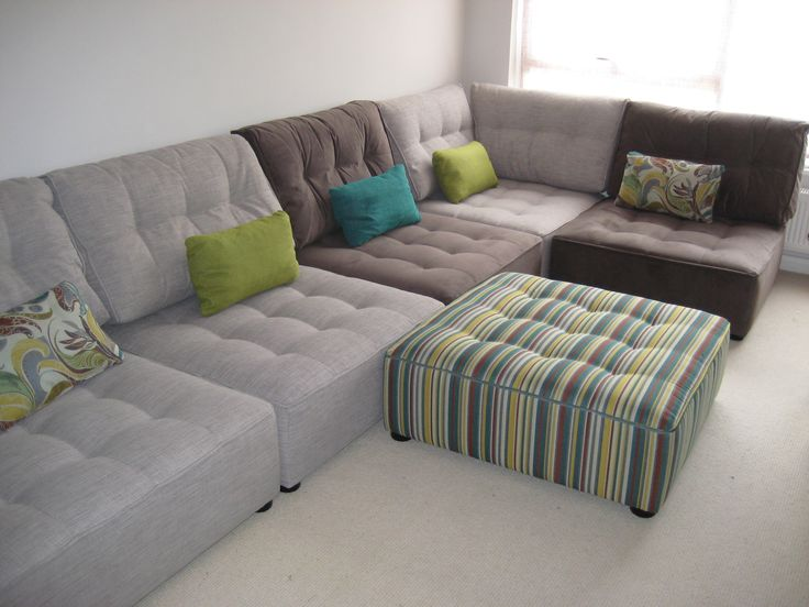 318 best images about Modular Setting Sofas on Pinterest Jean paul gaultier, Floor cushions ...