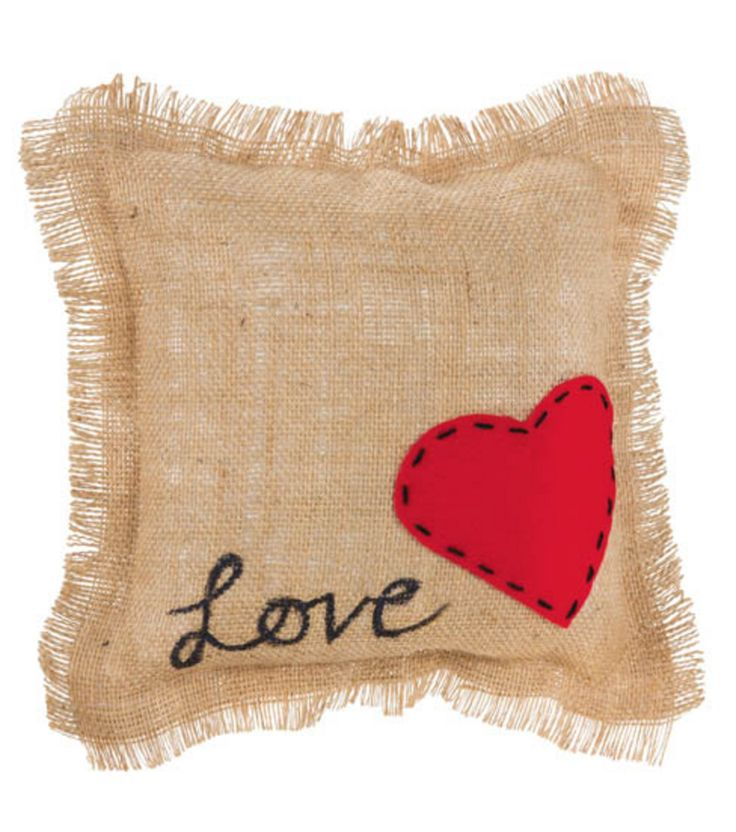 ... Burlap Crafts with Jo-Ann on Pinterest | Hessian, Printed Burlap and
