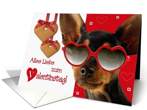 9 best images about Valentines Day Cards german – German Valentines Day Cards