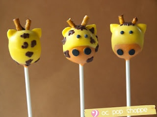 Chick Cake Pops Game