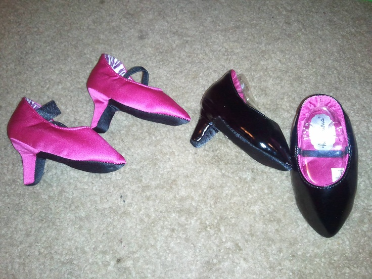 Bought my granddaughter her first high heels! They fit up to 6 months! Lol I love it!: 6 Months, Itti Bitty, Bitty Shoes, High Heels