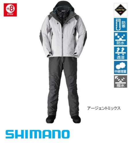Jacket and Pants Sets 179981: Shimano Xefo Gore-Tex Preserver Suit Rb-213P -> BUY IT NOW ONLY: $750 on eBay!