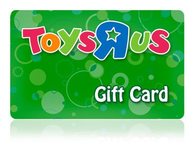 Enter for Your Chance to Win! $200 Toys R US GC Giveaway -