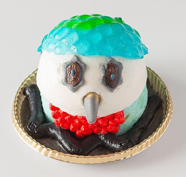 ガッツ星人ケーキ 750円 ガラモン 星人 ケーキ