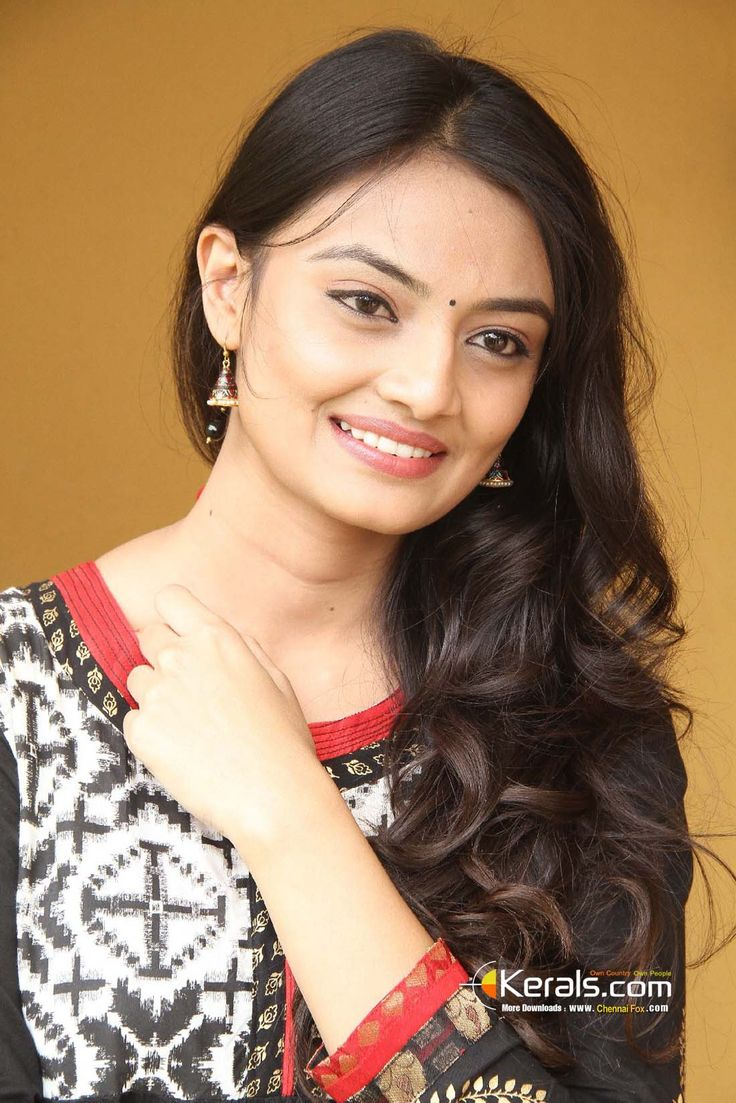 Actress Nikitha Narayan