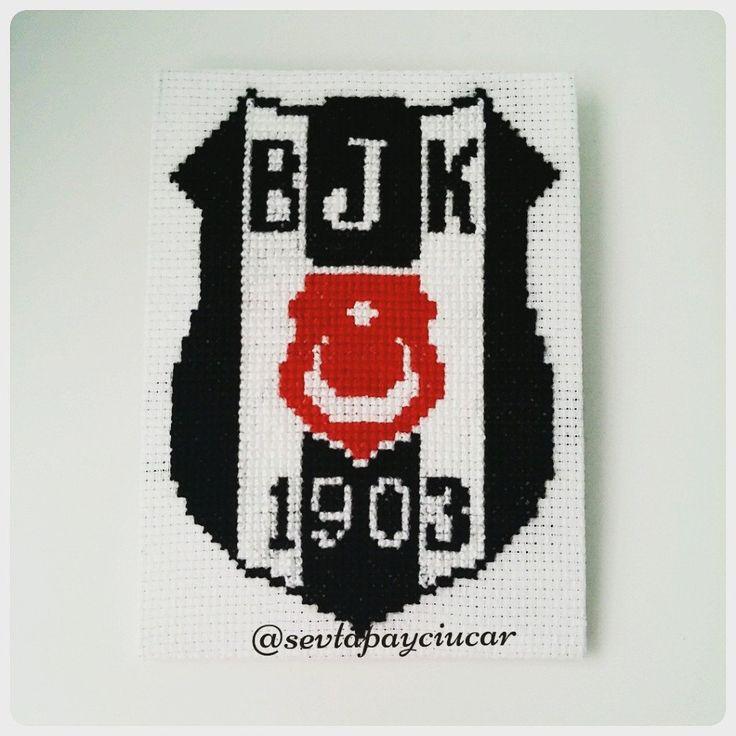 Etamin Beşiktaş amblemi