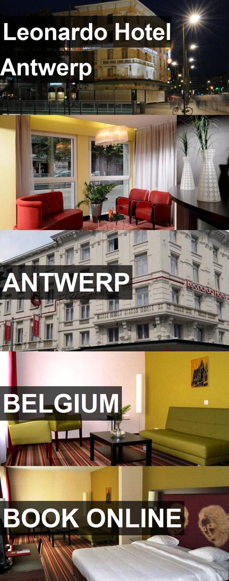 Hotel Leonardo Hotel Antwerp in Antwerp, Belgium. For more information, photos, reviews and best prices please follow the link. #Belgium #Antwerp #LeonardoHotelAntwerp #hotel #travel #vacation