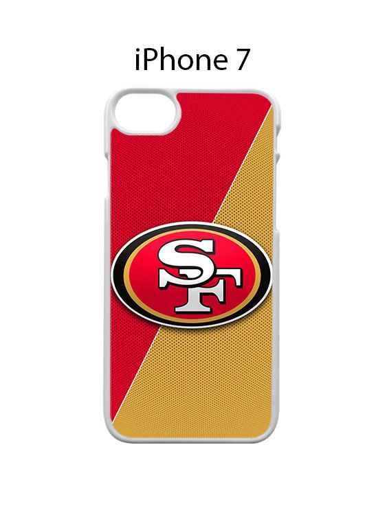 San Francisco 49ers #3 iPhone 7 Case Cover