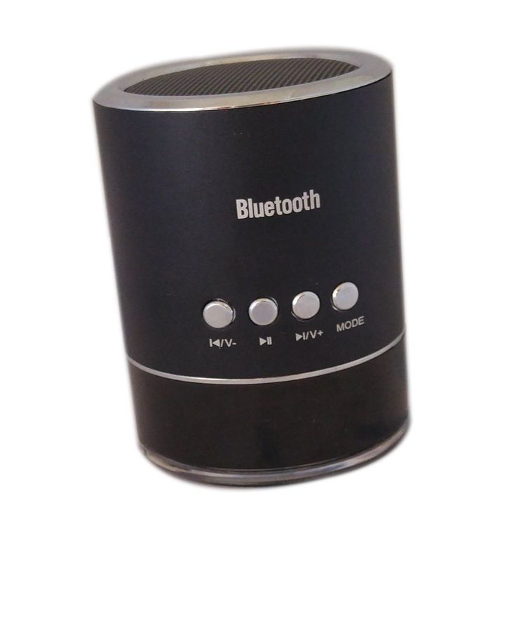 Metal Steel Wireless Bluetooth Speakers with Fm Radio: Amazon.in: Electronics