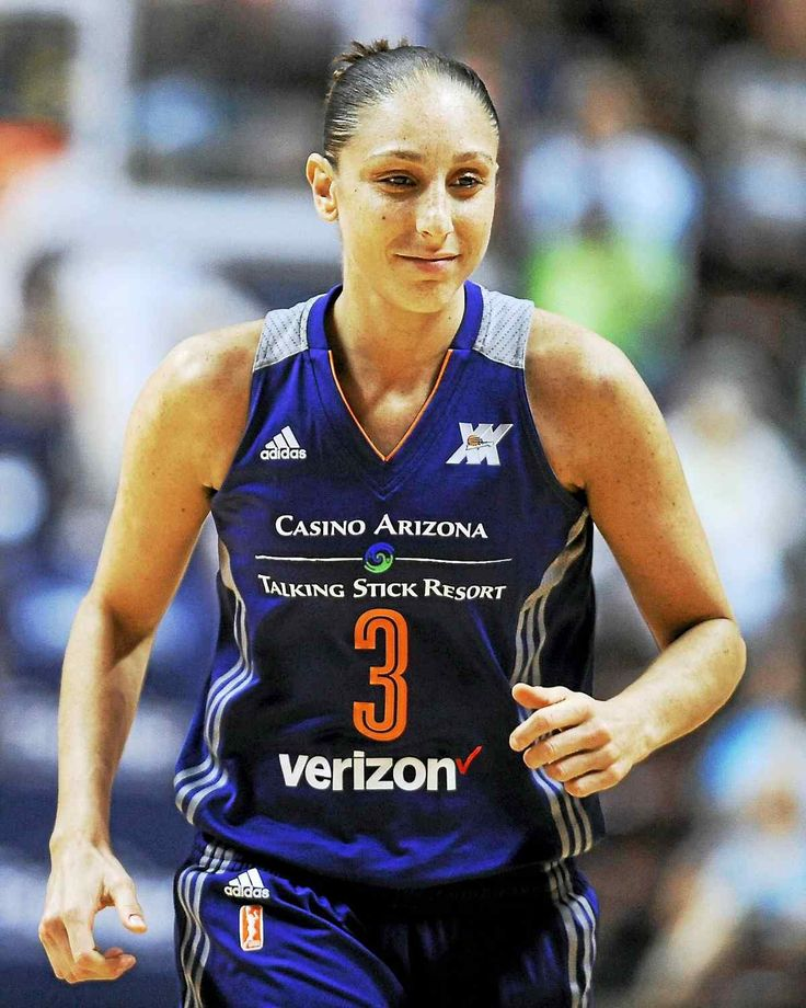 About the only thing missing from Diana Taurasi's record-setting day was a victory.