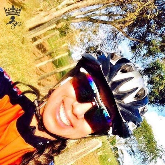 #Repost @stefanivarjao #mtbqueens   Mais  do pedalzinho de Domingo #amigosnopedal #pedaldedomingo #borapedalar #pedalmais #mtbqueens  #bikesgirls by mtbqueens