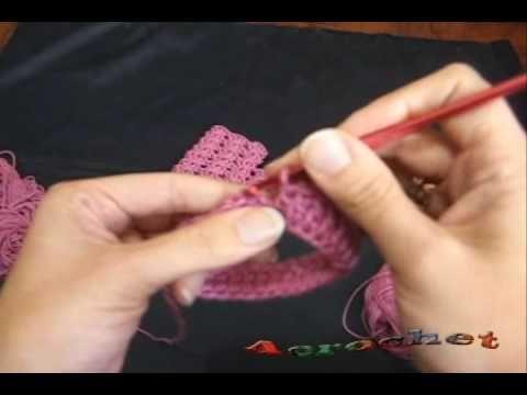Tutorial para tejer guantes sin dedos
