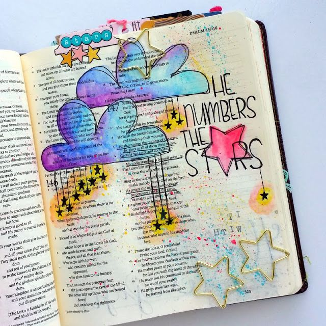 8 Steps to Study a Psalm - God's Way Works