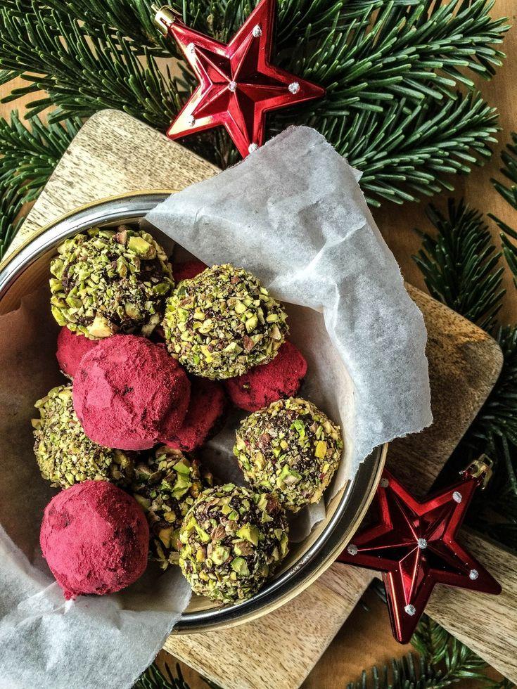 Christmas date snacks