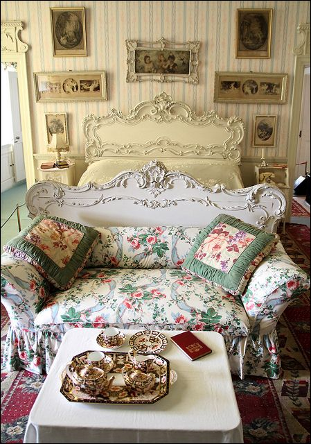 The Lady'sbedroom, Kingston Lacy by alanhitchcock49, via Flickr