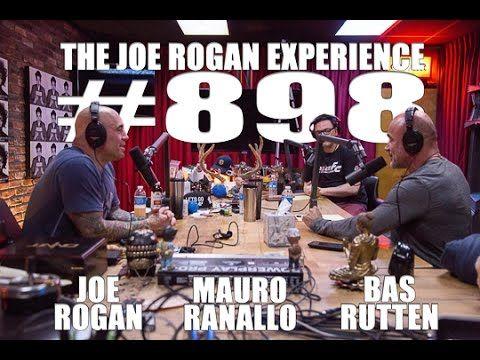 Joe Rogan Experience #898 - Bas Rutten & Mauro Ranallo